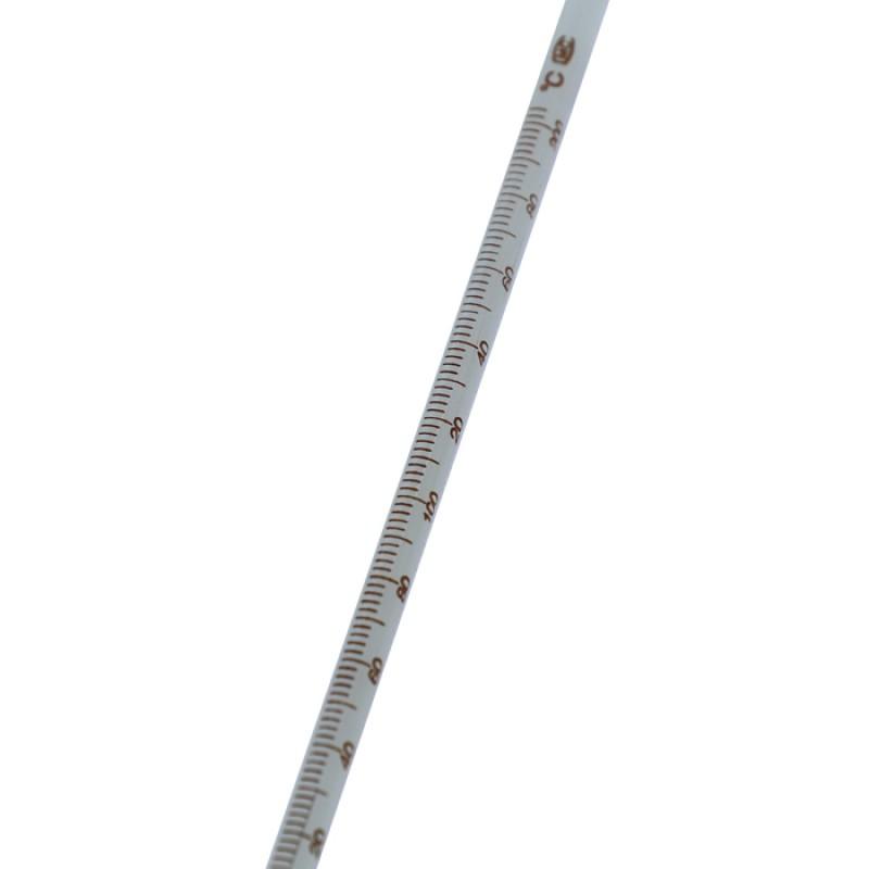 实验室专用-棒式温度计-水银