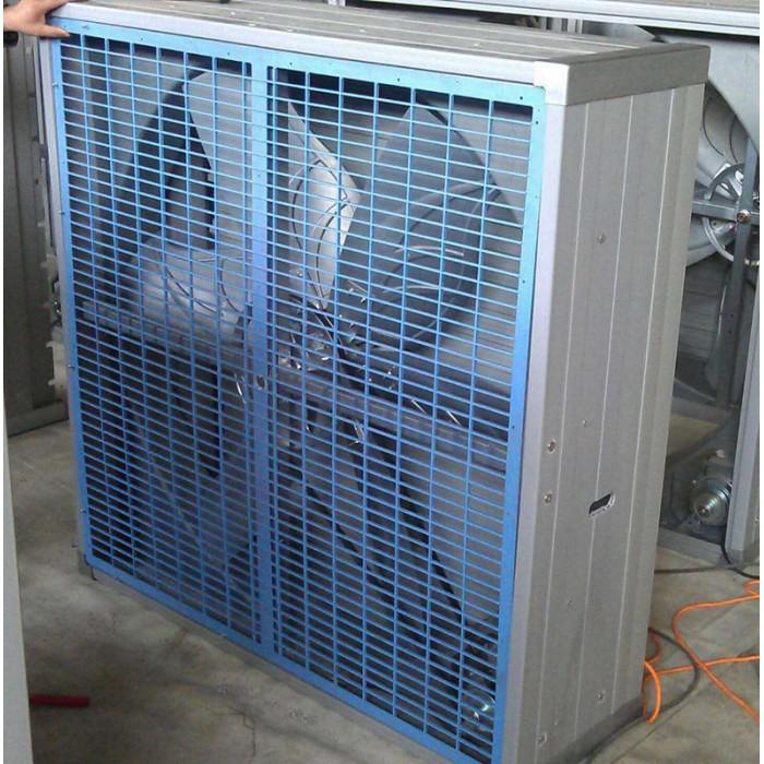 华菱农牧HL-900镀铝锌重锤负压风机通风机工业风扇