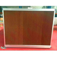 华菱农牧HL-15铝合金框水帘湿帘风机水帘