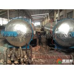 良工免锅炉羊肚菌食用菌灭菌器 LG-1800×7500  容积19立方