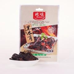 包邮北味凉拌下饭菜即食黑木耳麻辣香辣味休闲小吃零食60g×1袋