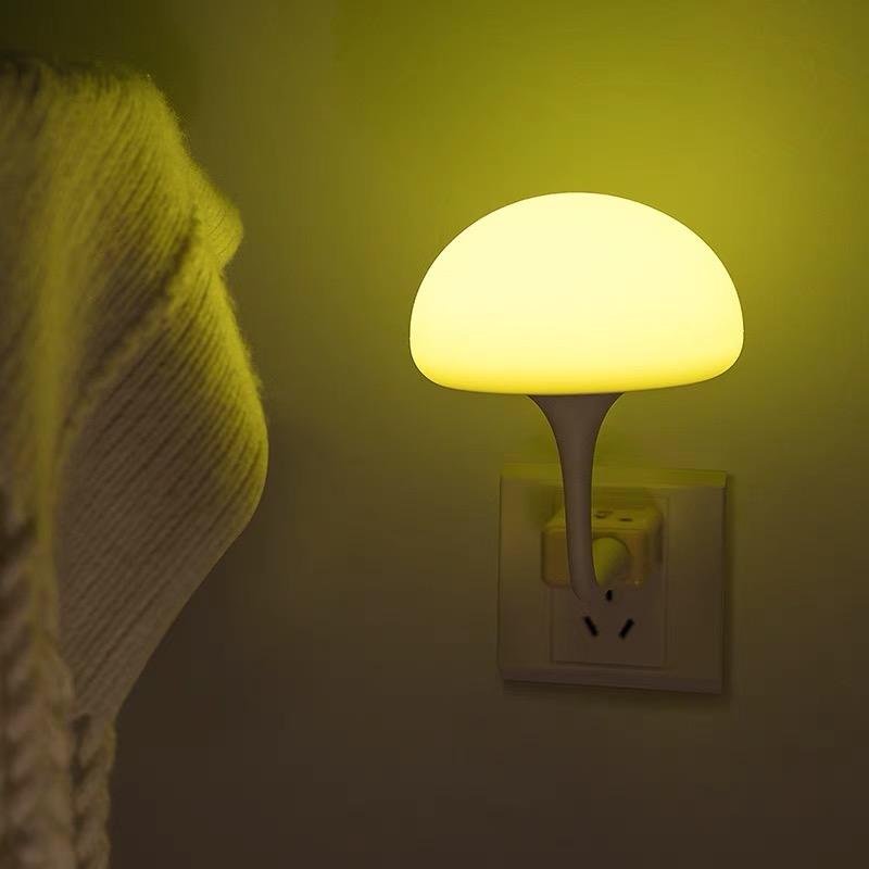 小巧可爱蘑菇灯